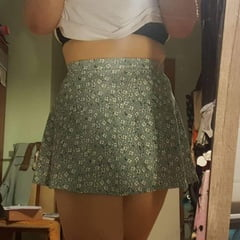 My Skirt Is So Tight