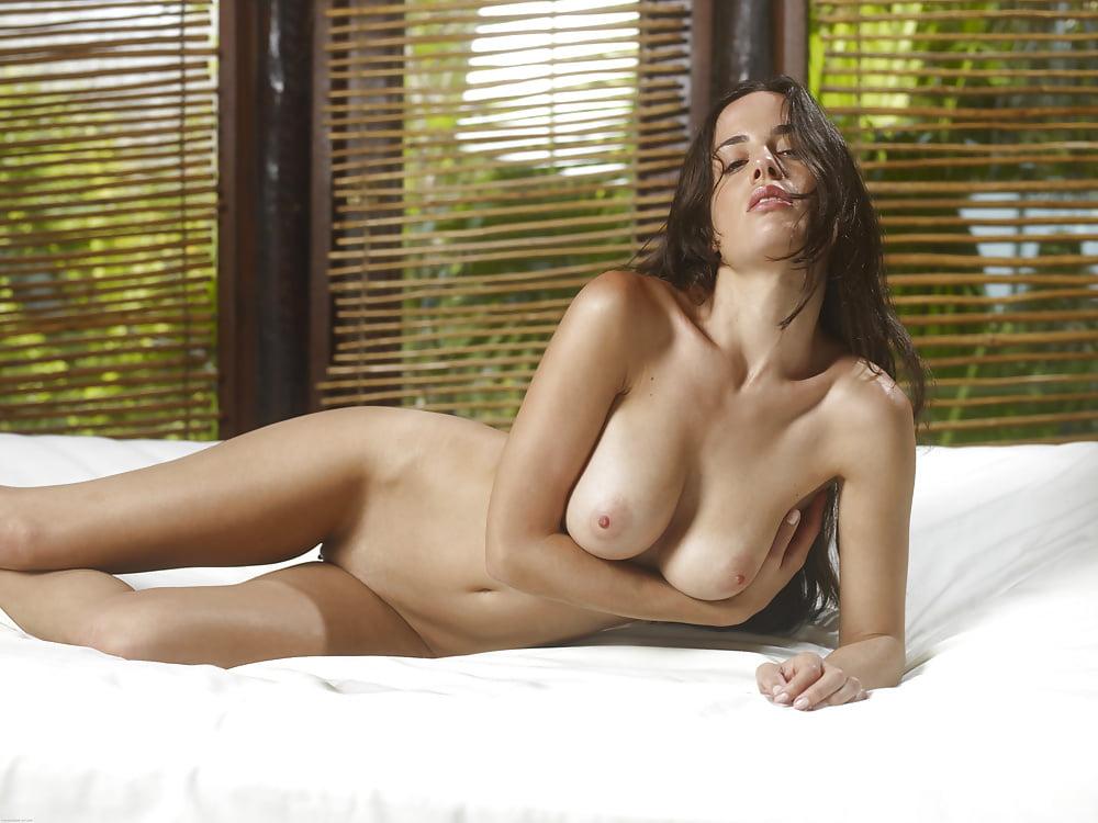 Mature woman with big natural tits