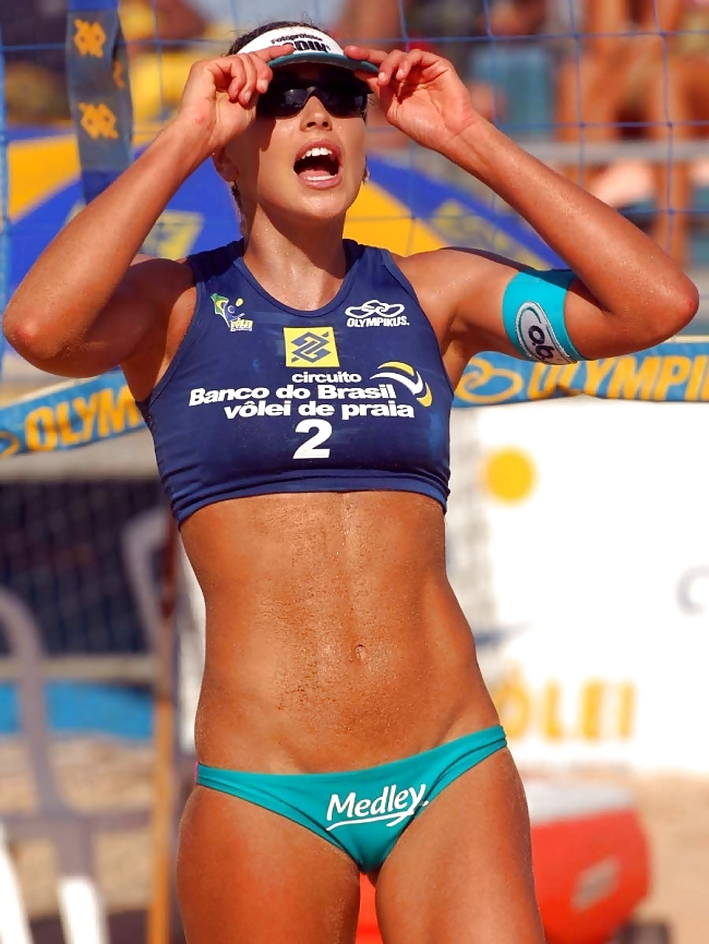 Beach Volleyball Tits Hot Img