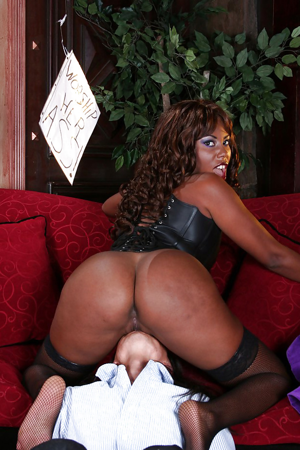Black Ass Worship Porn