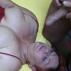 Doggy Fucked Cumshot Into My Open Mouth