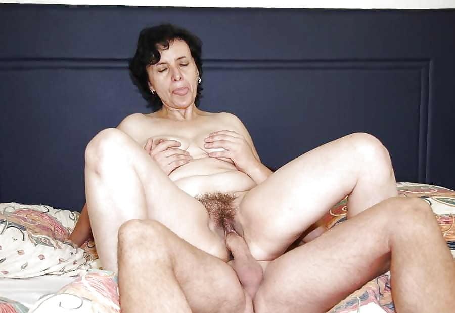 Hairy mom incest