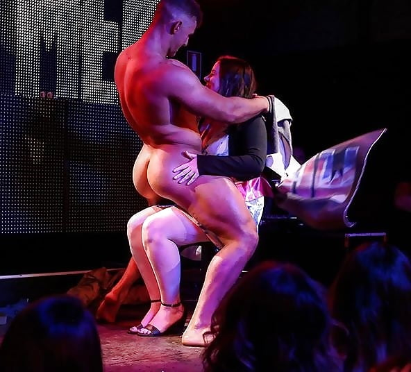 Sexy ass male stripper 15