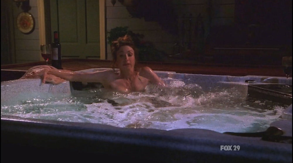Marin hinkle two and a half men two and a half men beautiful celebrity sexy nude scene