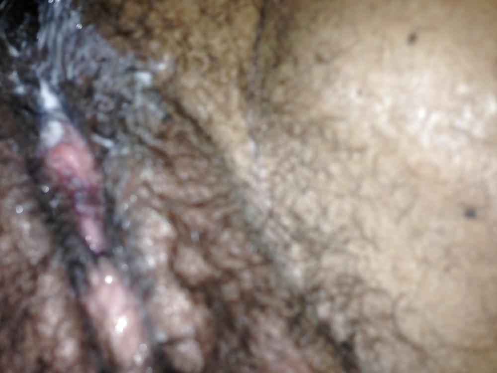 Latina Wet Creamy Pussy Bbc
