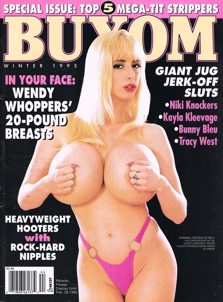 Big tits magazines — pic 15