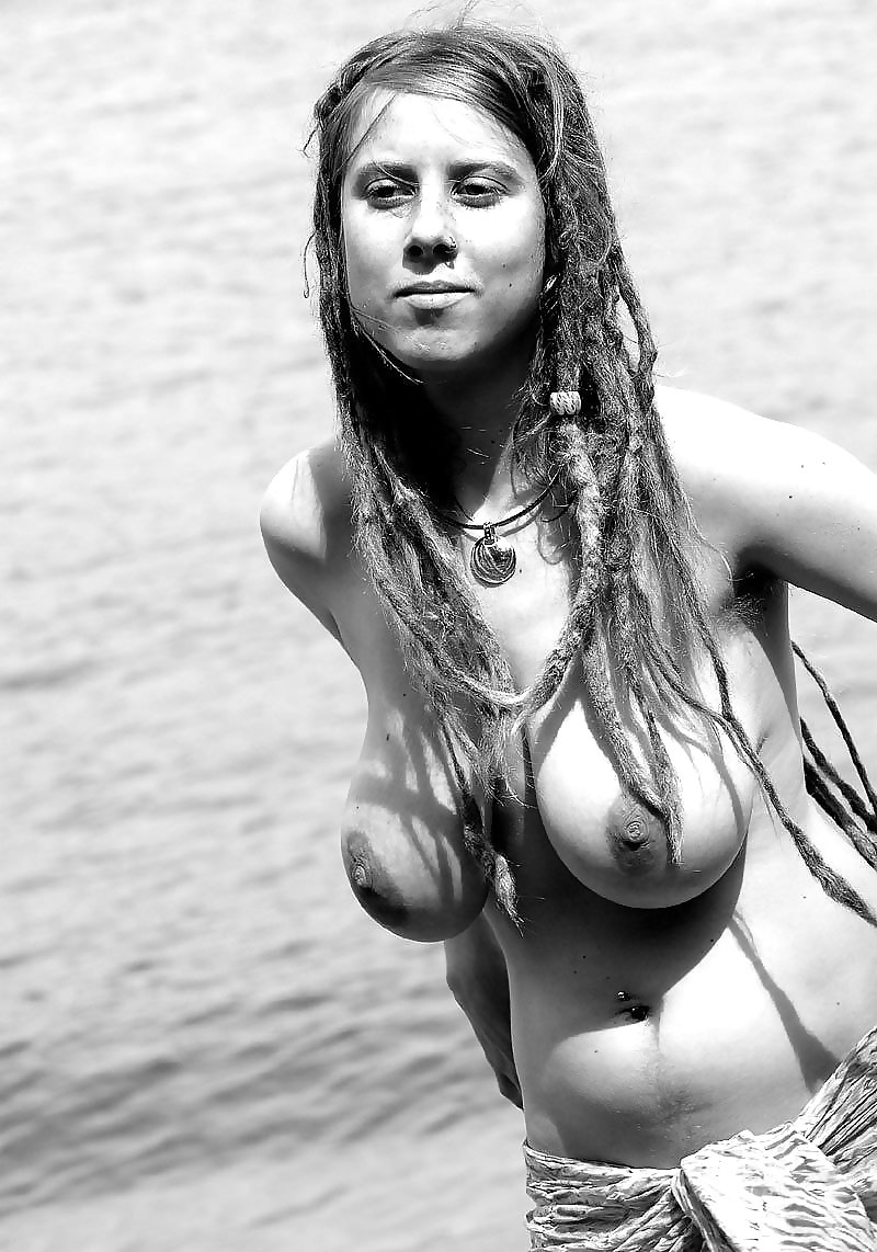 Naked hippy nude hippie — pic 7