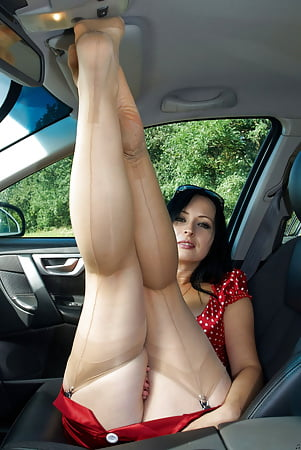 Hot legs and stockings