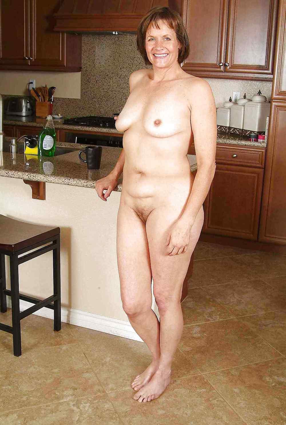 Nude standing mature nude women huge