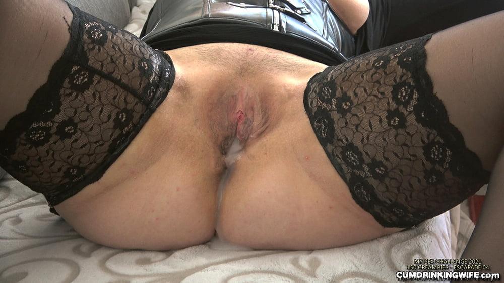 My sex challenge 2021 - 150 Creampies - Escapade 04 - 16 Pics