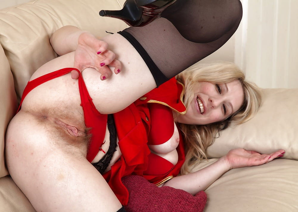 Mature hairy blonde nudes-8299