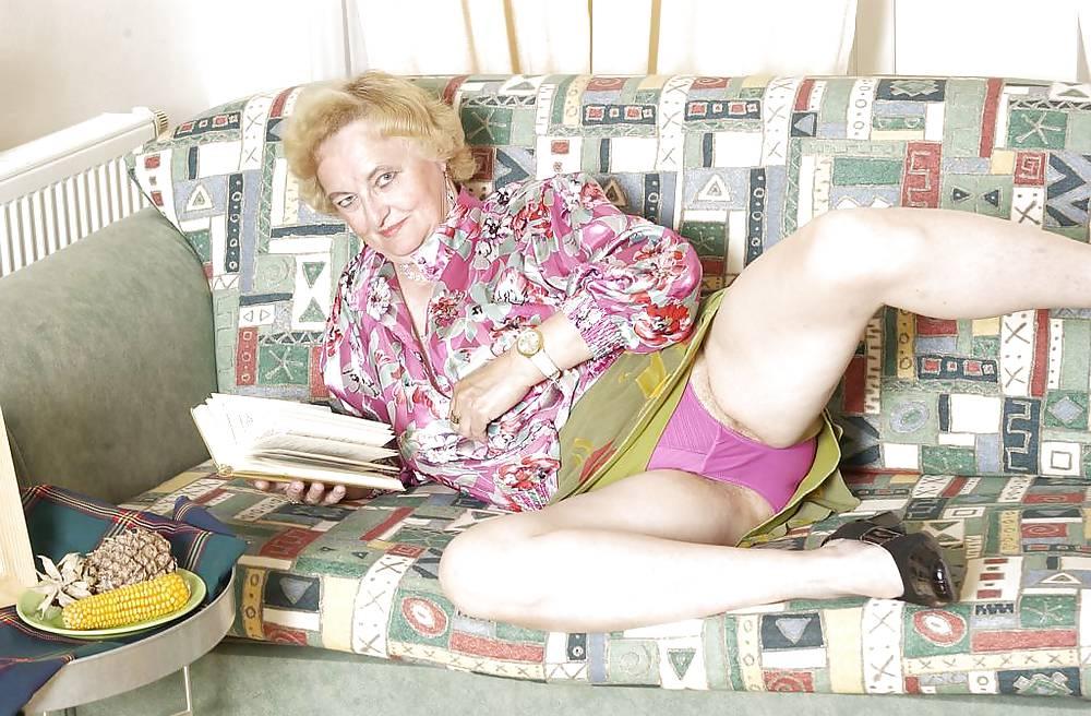 частное фото русских старушек