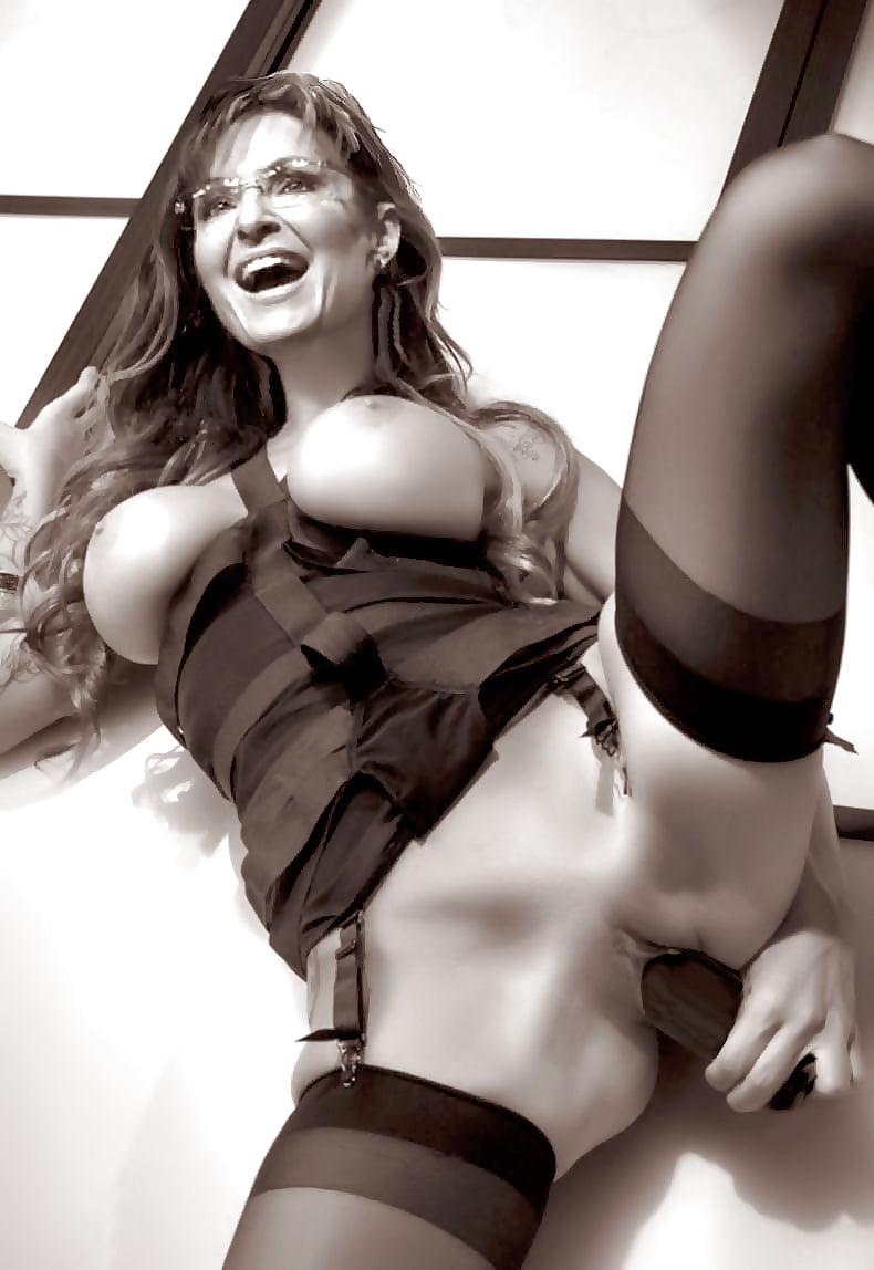 sara palin nude and young