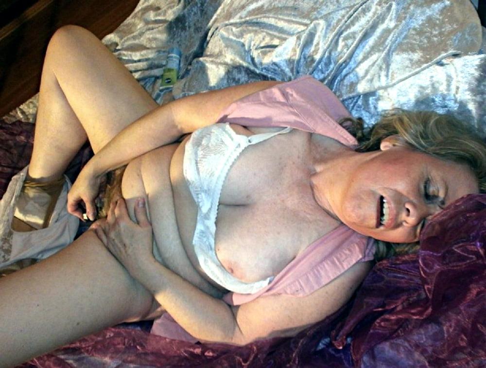 Mature women masturbating in public-8748