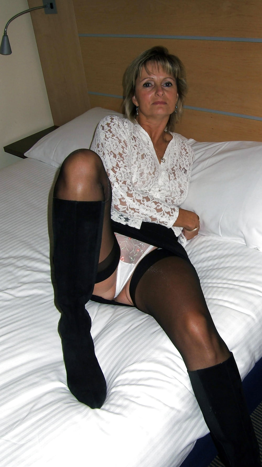 Best Mature Amateur Ladies Wearing White Panties Pix Mix 5 -2995