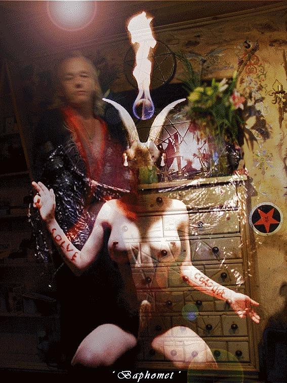 Sexual magic for beginners the ritual chamber