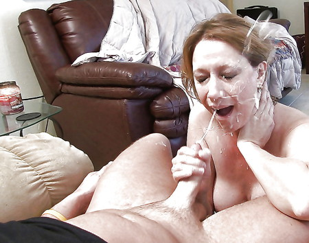 Milf with strapon