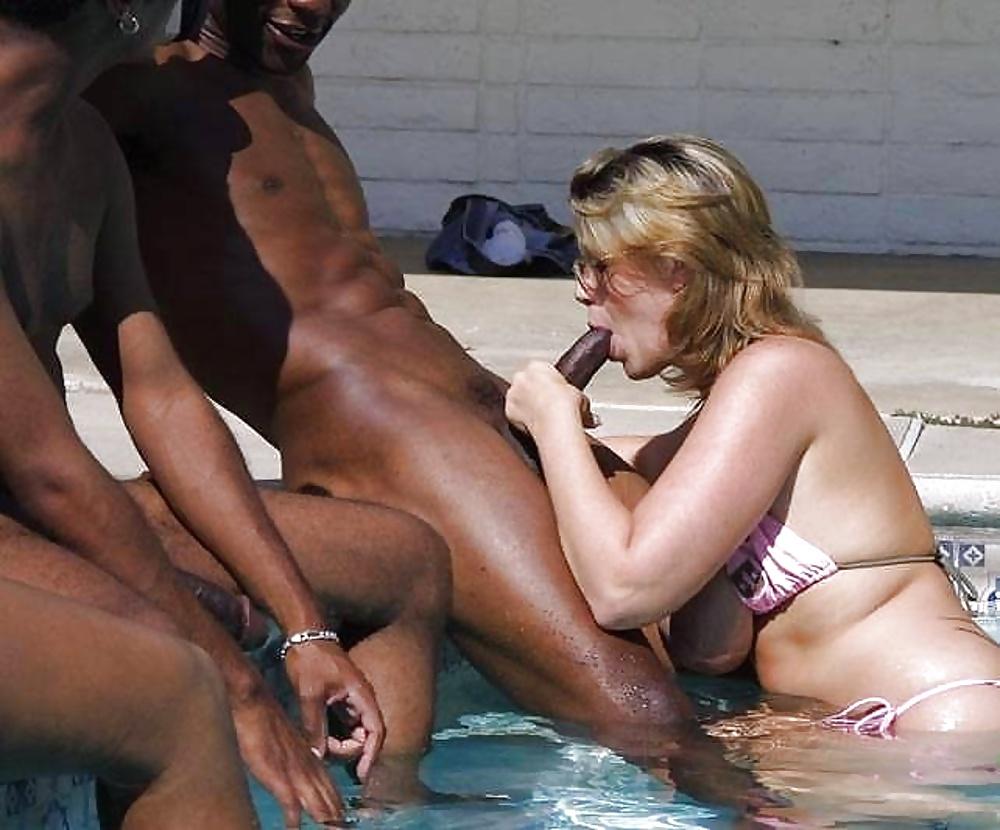 Interracial Wife Vacation Captions