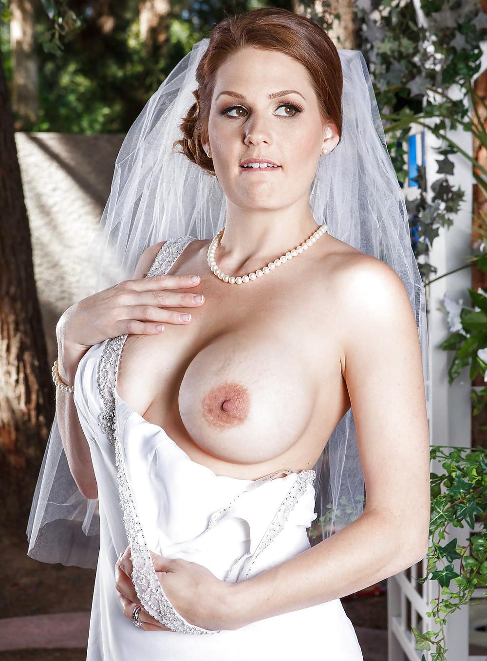 Оргазмы свадебные сиськи фото