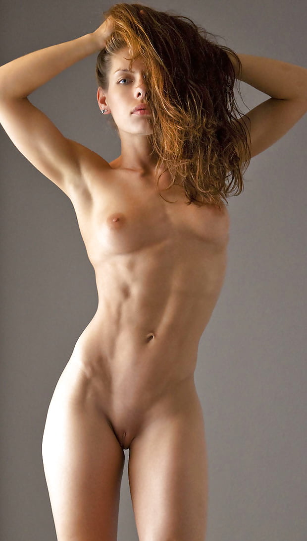 Fitness fit girl nude porn