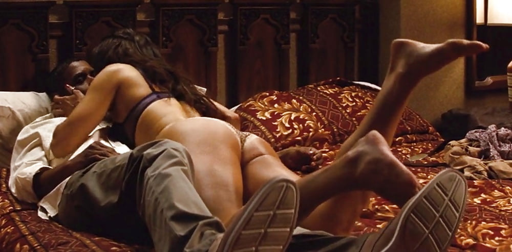 Paula patton nude bush