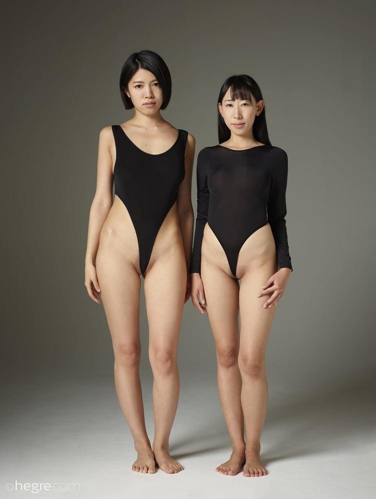 Japanese nude beautiful-1312