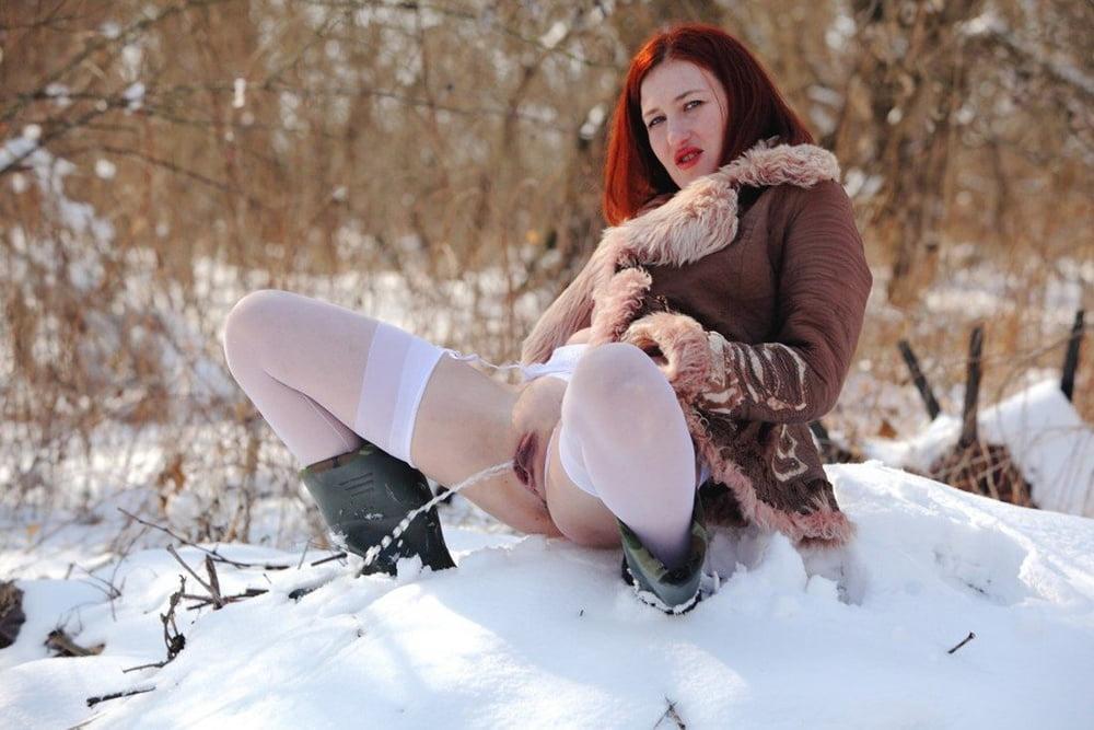 Christian winter porn
