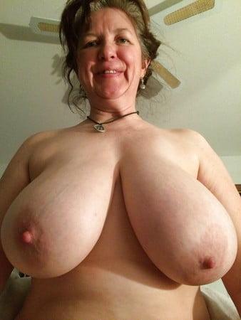 Massive granny breasts