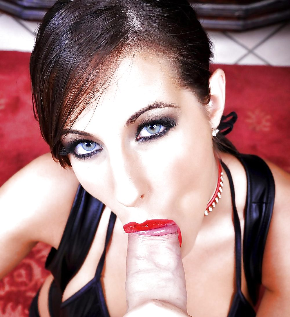 See And Save As Lipstick Blowjob Porn Pict