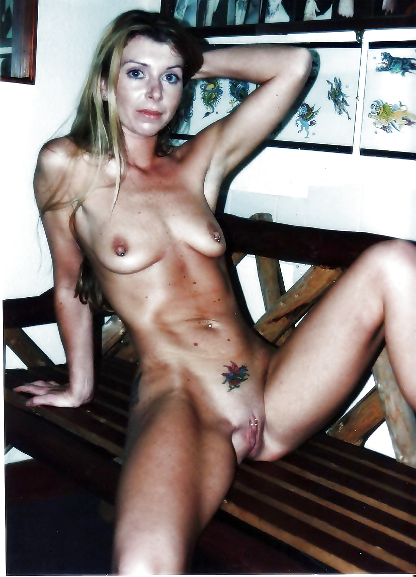 shaved wife Naked