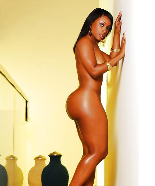 Fat black boobs nude