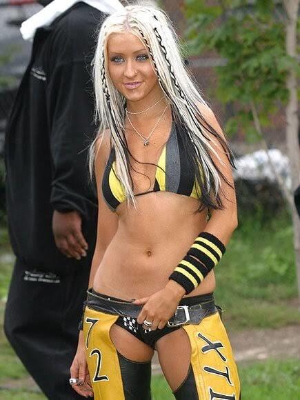 Christina Aguilera Carne