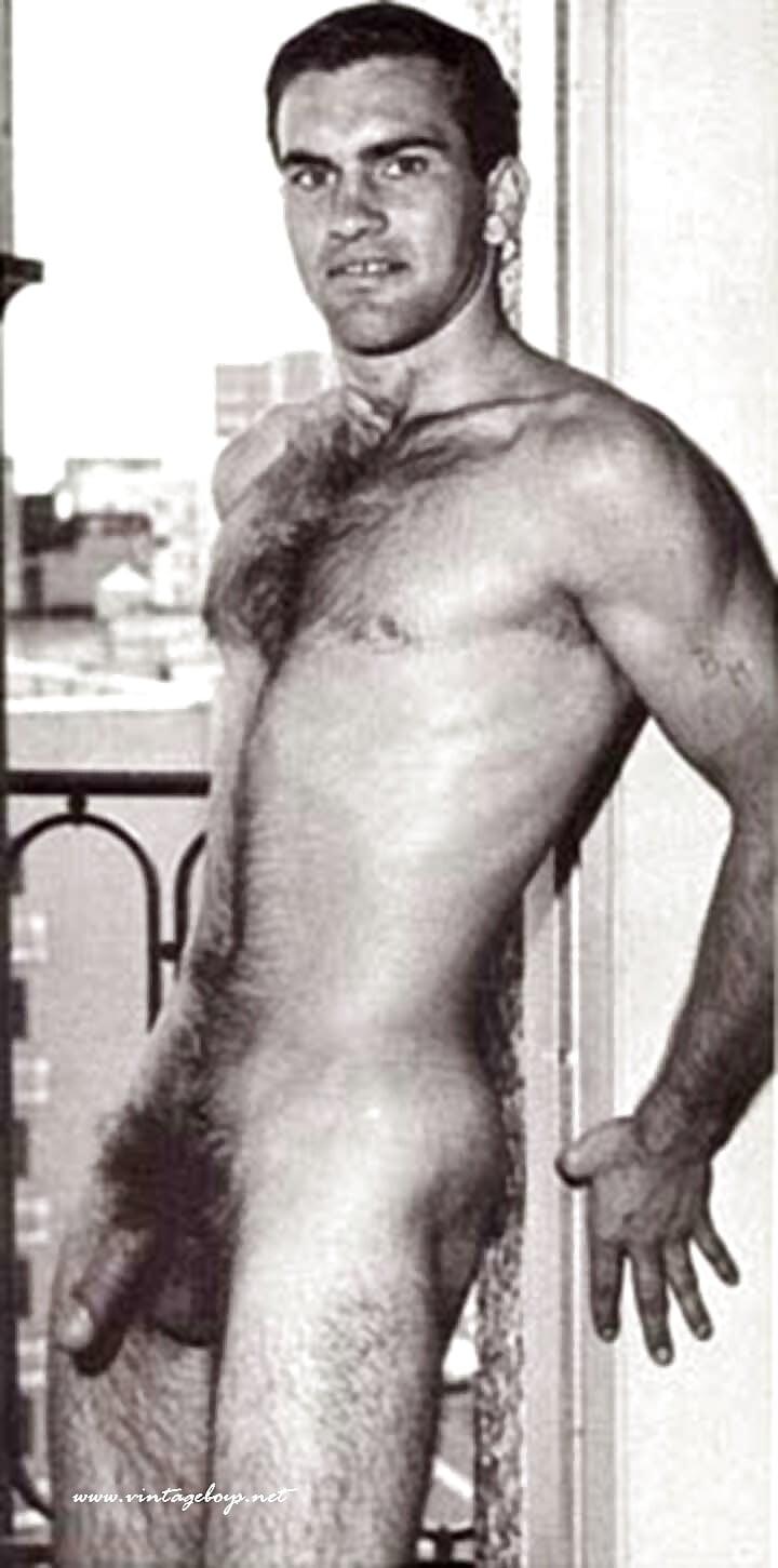 Vintage hairy men nude the art of hapenis
