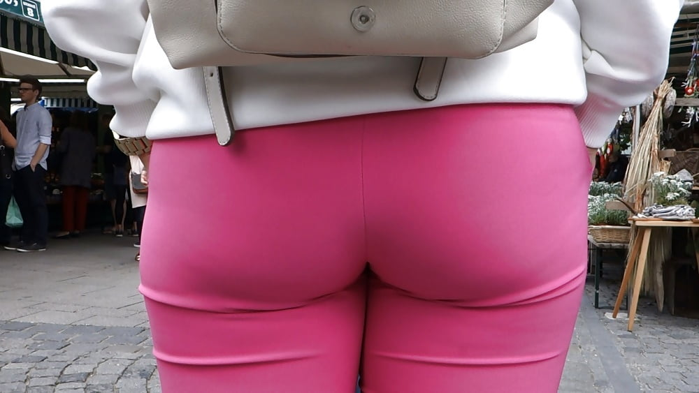 Women with hot asses