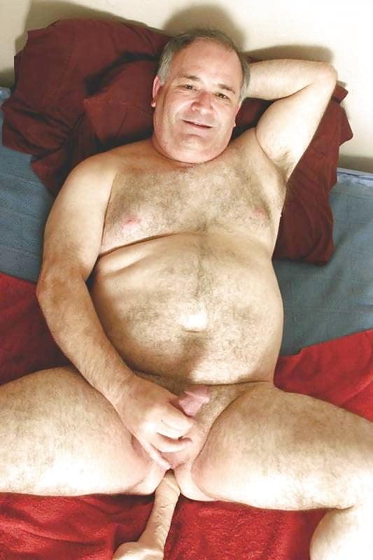 Grandpa wank outdoor, gay daddy, daddy old