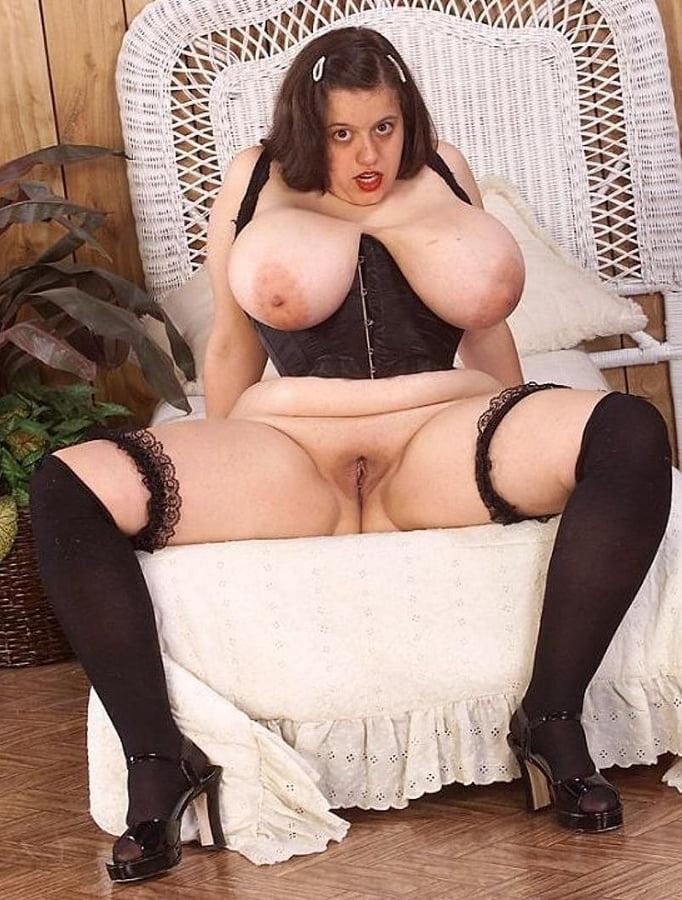 Порно полных в корсетах