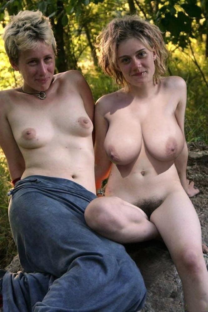 Naked Hippie