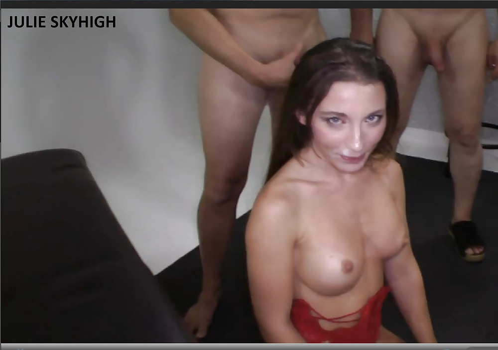 French julie skyhigh cum on face & creampie fucking anal - 6 Pics -  xHamster.com