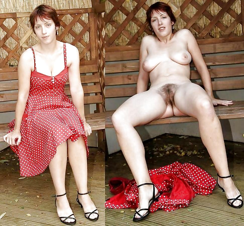 Порно женщины в платье #10