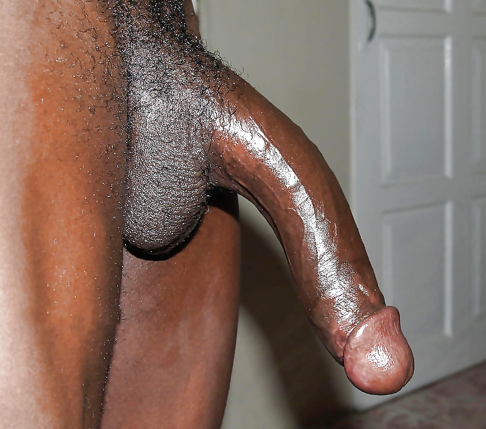 Big black huge penis