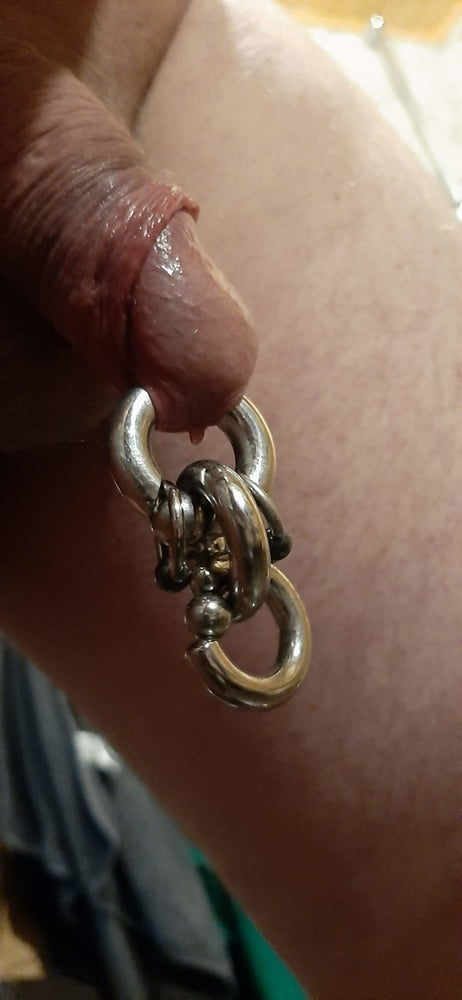 Fotos piercing intim Penis Piercing: