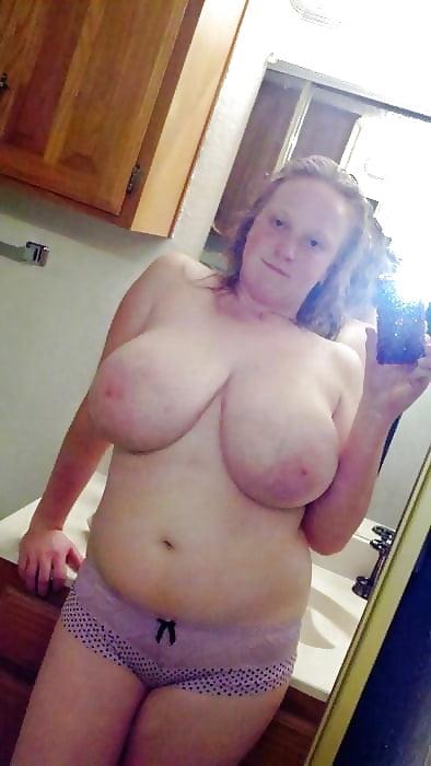 Nude bbw self taken