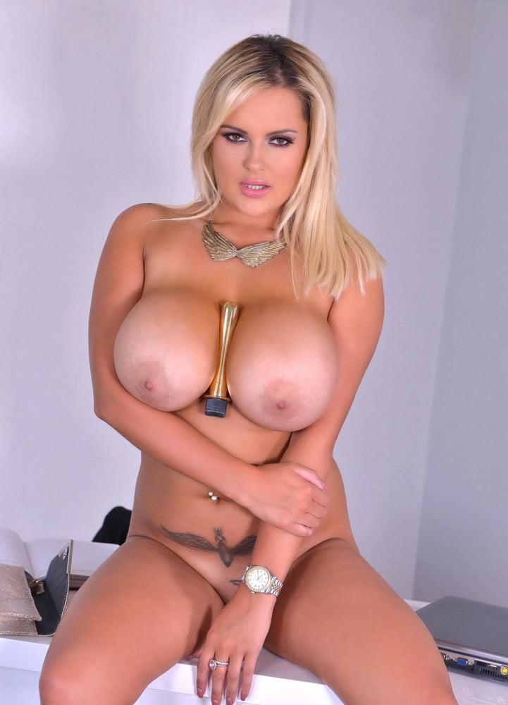 Big Boob Boss Katie Thornton