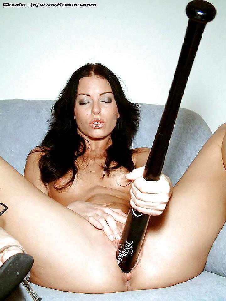 Baseball Bat In Pussy Sex Mom Fuck