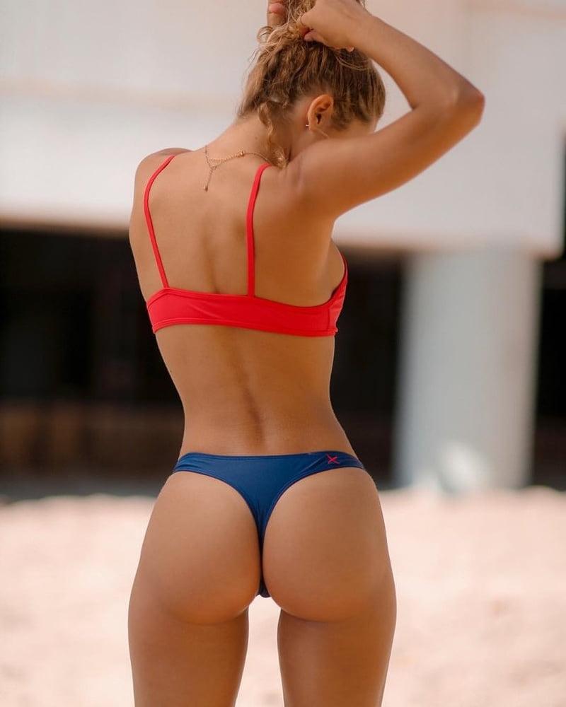 Guess The Bikini Butt
