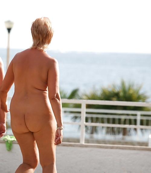 Ohio lady nudists