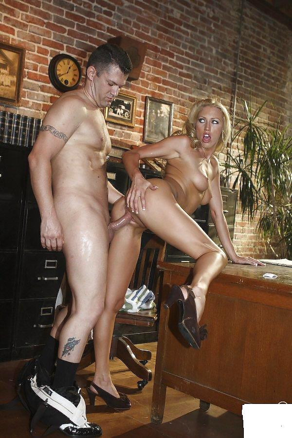 Young blond porn stars