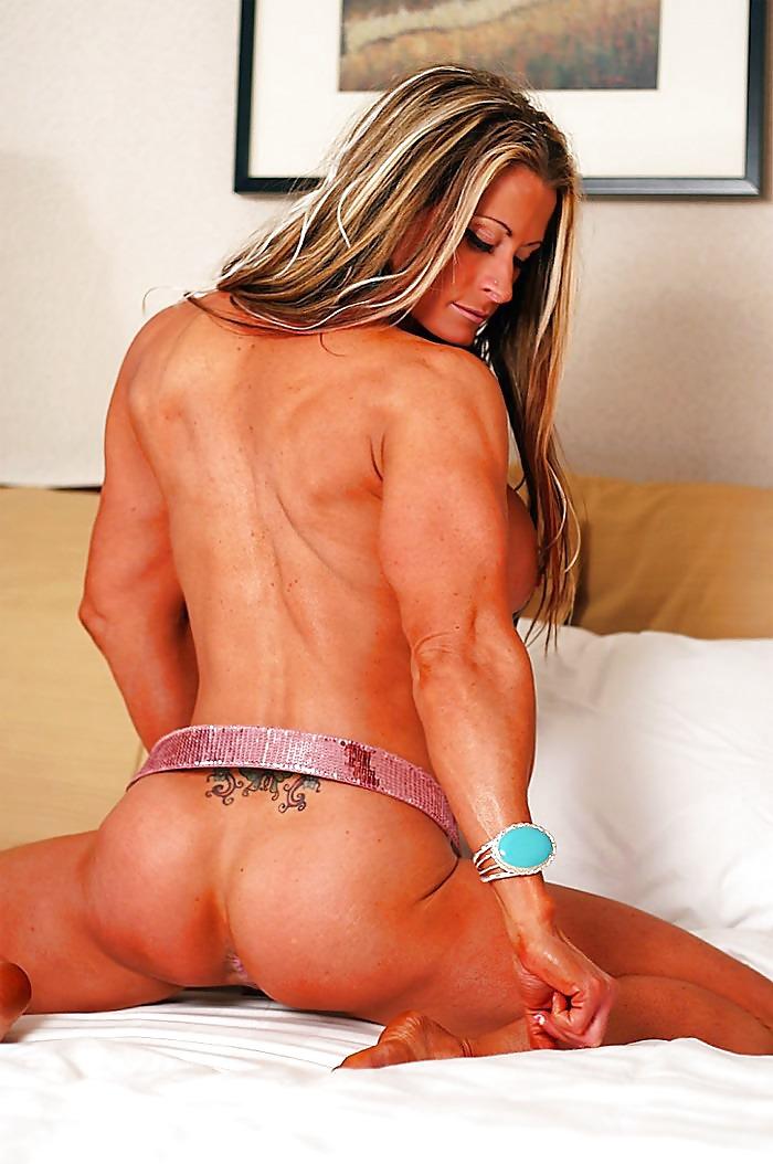 Nikki fuller female bodybuilder nude gallery