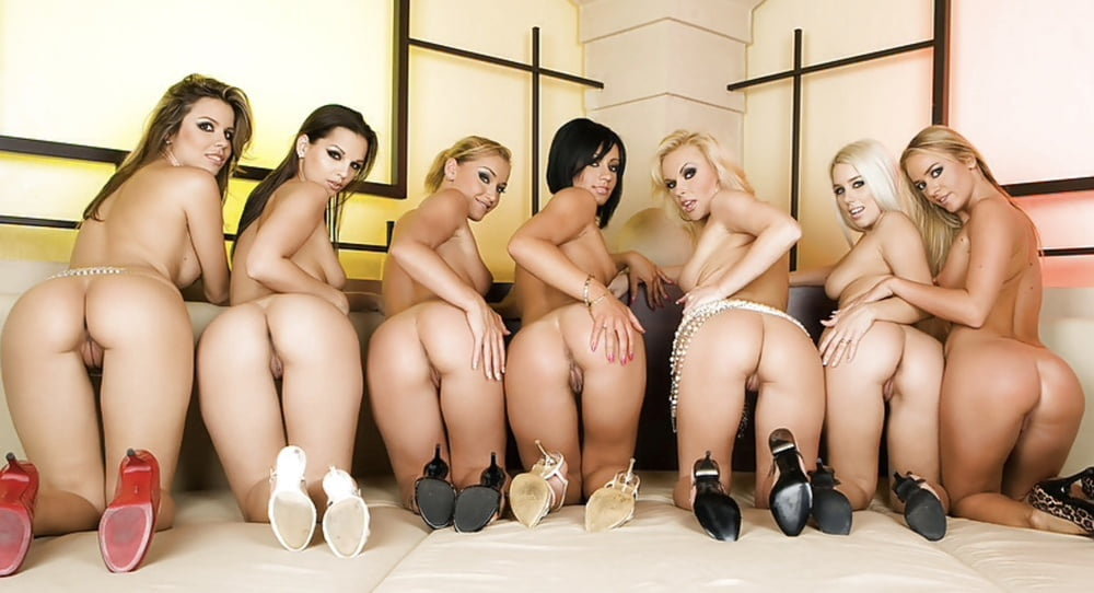 What a bunch of asses - 127 Pics
