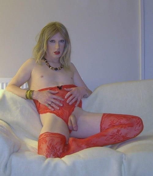 Transen Poppen Nylon Partysex